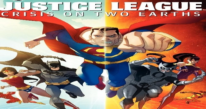 Justice League Crisis on Two Earths (2010)