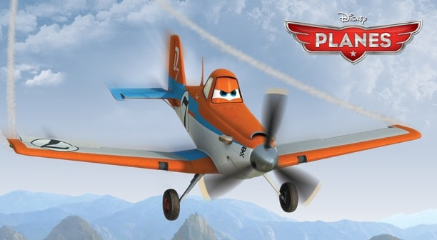 """PLANES"" ©2013 Disney Enterprises, Inc. All Rights Reserved."
