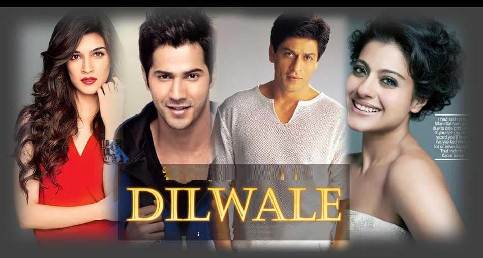 dilwale 2015