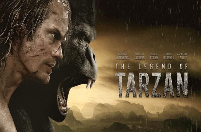 Tarzan-movie
