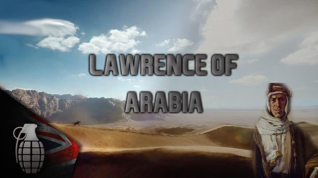 lawrance of arabia