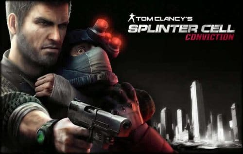 splinter cell con