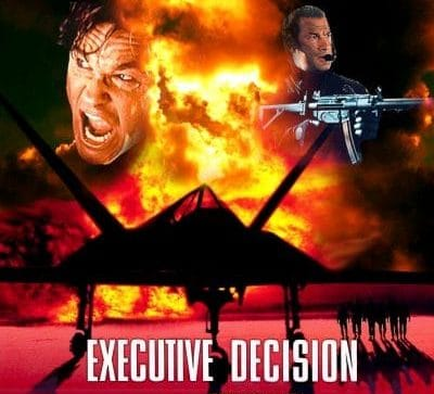 Executive Decision Front