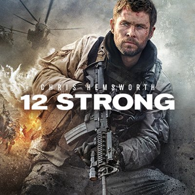 12 strong.