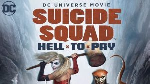 sucide squad hell to pay