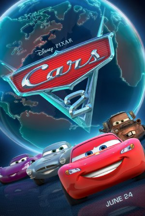 Cars 2 poster